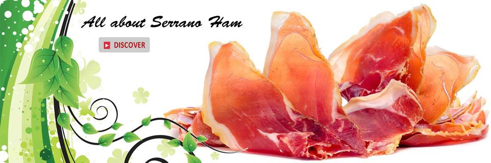 All about serrano ham