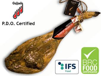 Bellota Iberian Pata Negra Ham
