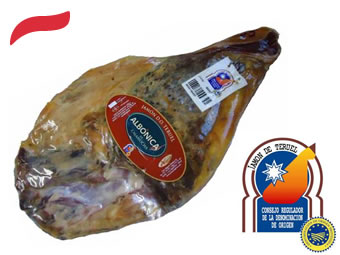 Boneless Teruel Serrano Ham