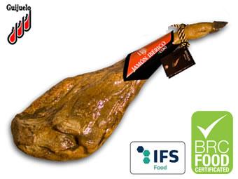 Iberian Pata Negra Ham