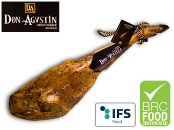 Pure Bellota Iberian Pata Negra Ham