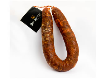 Traditional Spanish Chorizo